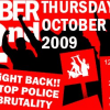 Oct 14 on FM: Stop Police Brutality, Blog with Fbomb & Save Domestic Violence Shelters