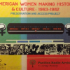 April 15 on FM: American Women Making History and Culture